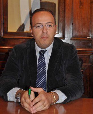 Il sindaco di Camerino Gianluca Pasqui