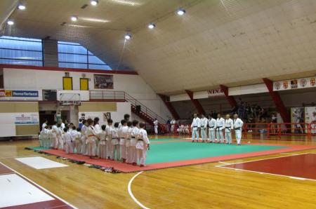 Judo Macerata 1 incontro