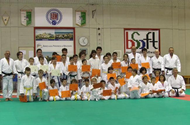 Judo Macerata 2 incontro