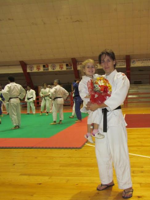 Judo Macerata 3 incontro
