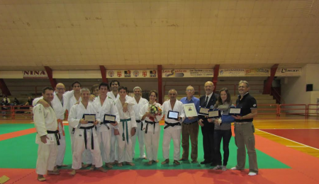 Judo Macerata 4 incontro