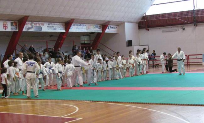 Judo Macerata 5 incontro