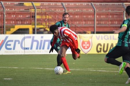 Daniel Kouko in azione