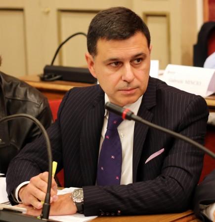 Andrea Marchiori, consigliere comunale di Forza Italia