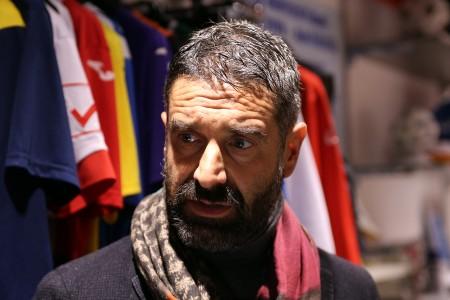 L'ex amministratore delegato della Maceratese Marco Nacciarriti