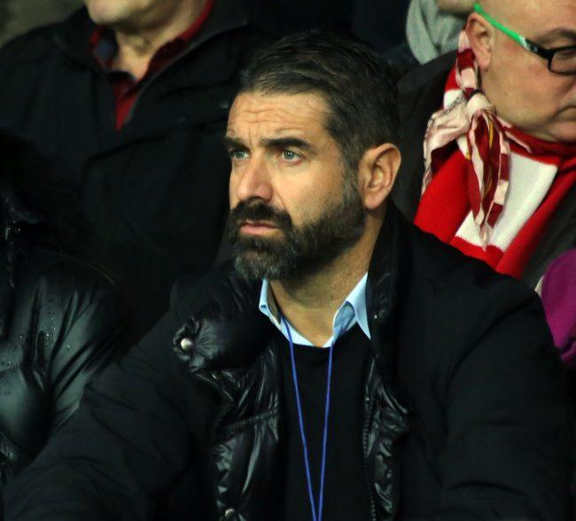 Marco Nacciarriti, amministratore delegato della Maceratese