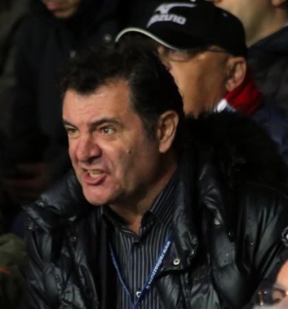 La grinta di Giulio Spadoni, direttore sportivo della Maceratese