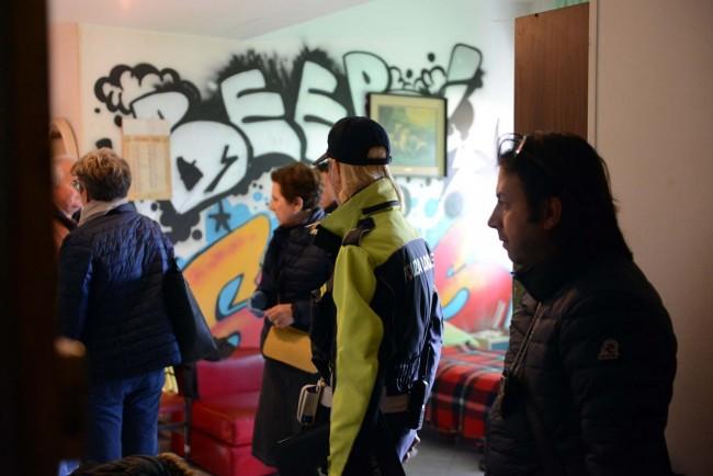 blitz interforze hotel house porto recanati (10) polizia locale