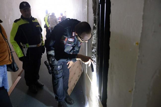 blitz interforze hotel house porto recanati (15) cani antidroga carabinieri