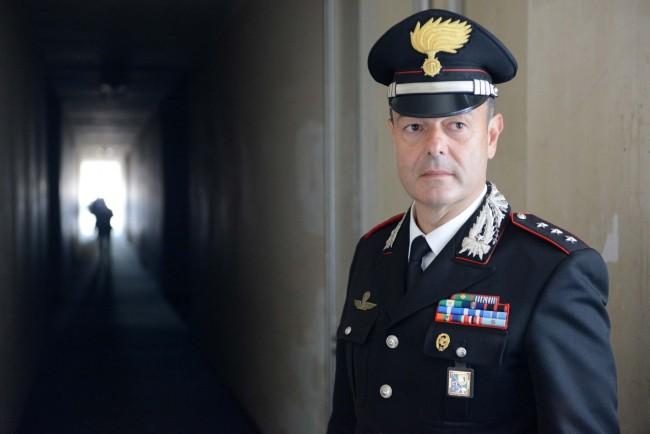 Il capitano Enzo Marinelli