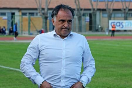 Marco Schenardi, allenatore della Civitanovese