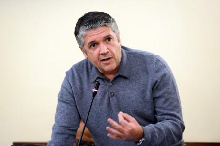 Il consigliere Claudio Morresi