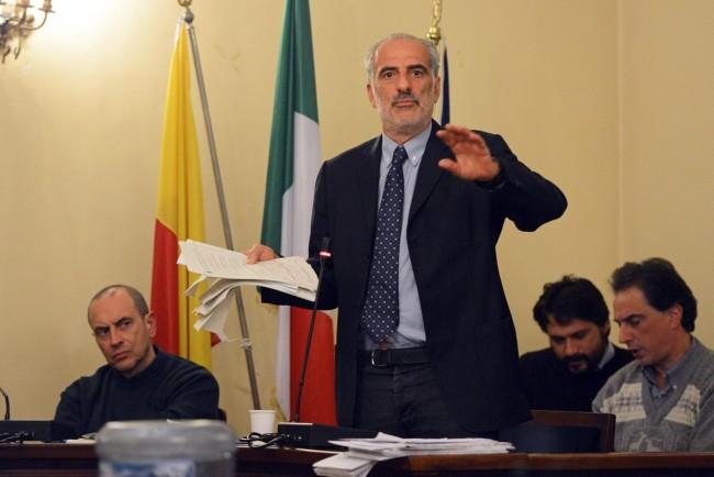 L'intervento del vice sindaco di Silenzi