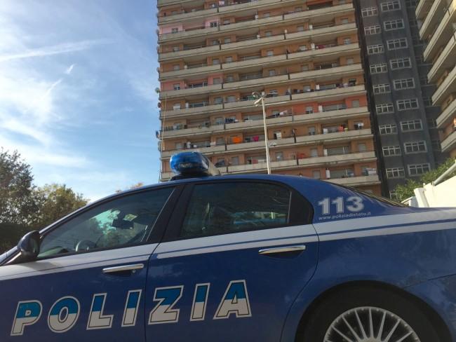 blitzhotel house - polizia