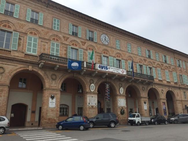 Palazzo sforza - comune - Civitanova