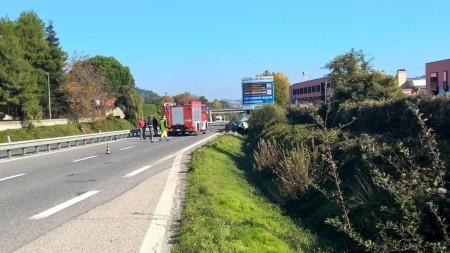 incidente mortale superstrada 1