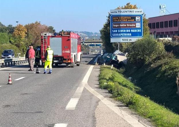 incidente mortale superstrada 2