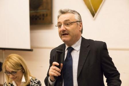 L'assessore Angelo Sciapichetti