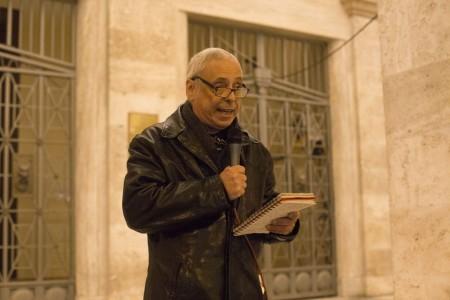 manifestazione centri sociali immigrati attentati piazza battisti foto ap (6)