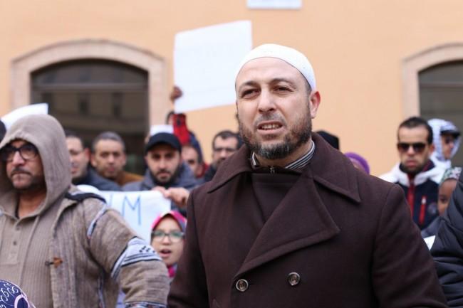 musulmani contro isis not in my name no in mio nome terrorismo islam foto ap (26)