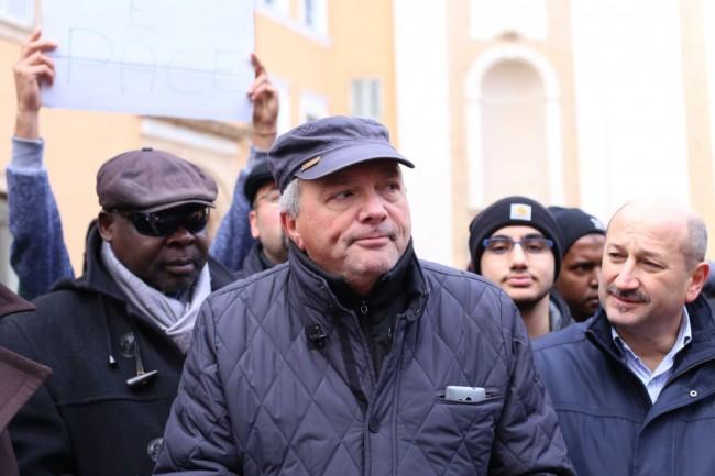 musulmani contro isis not in my name no in mio nome terrorismo islam foto ap (32)