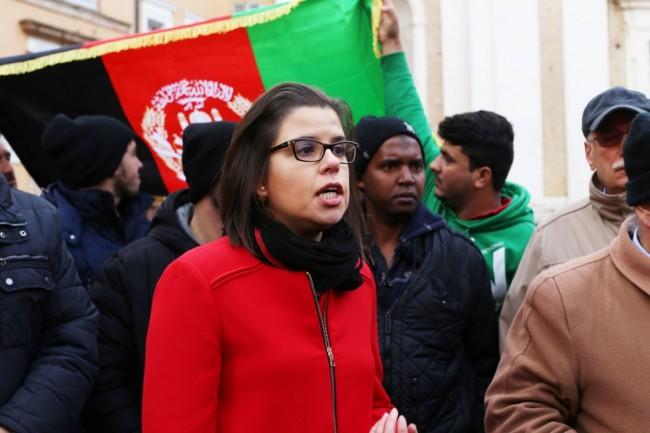 musulmani contro isis not in my name no in mio nome terrorismo islam foto ap (36)