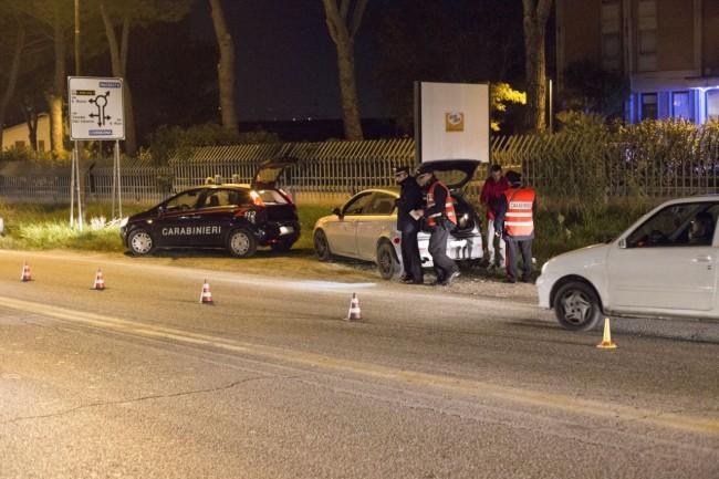 posto di blocco carabinieri attentati piediripa foto ap (3)