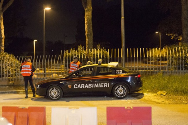 posto di blocco carabinieri attentati piediripa foto ap (4)