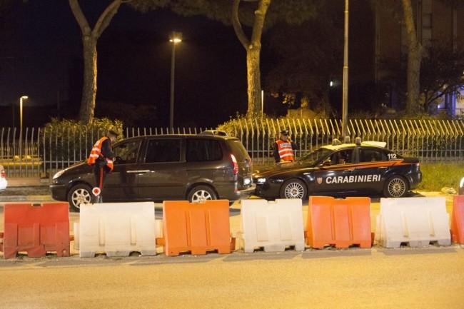 posto di blocco carabinieri attentati piediripa foto ap (5)