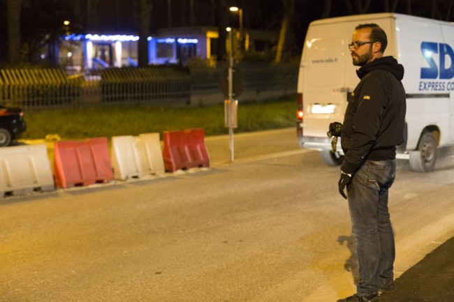 posto di blocco carabinieri attentati piediripa foto ap (6)