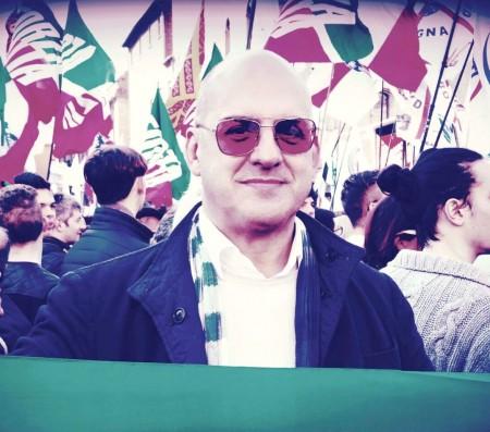 Il coordinatore Forza Italia di Tolentino, Roberto Lombardelli