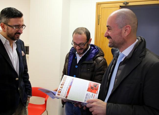 Matteo Zallocco_Carlo Scheggia_Marco Ferullo_Foto LB