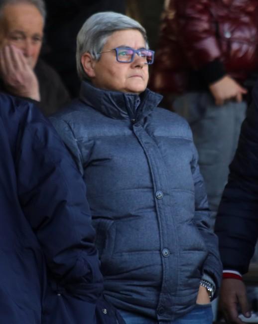 La presidente della Maceratese Mariella Tardella