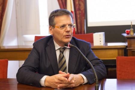 Il dirigente del Comune Gianluca Puliti