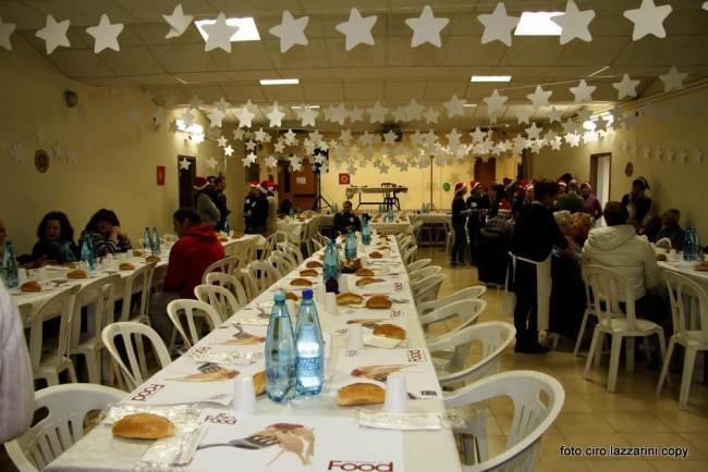 foto cena natale caritas civitanova 5