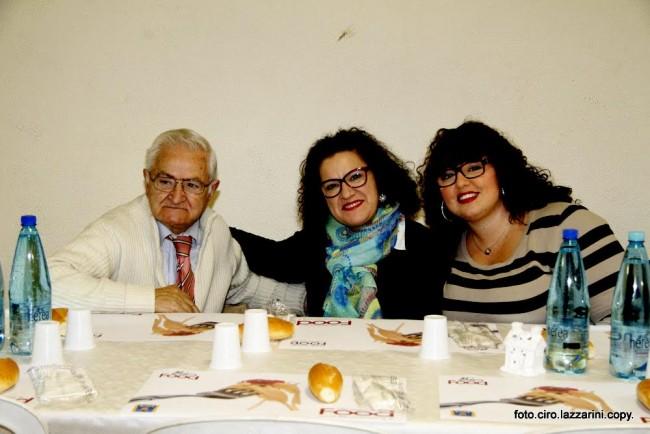 foto cena natale caritas civitanova