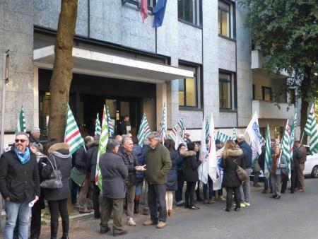 manifestazione sindacati inps (3)