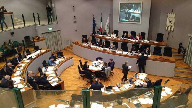 La seduta della giunta regionale