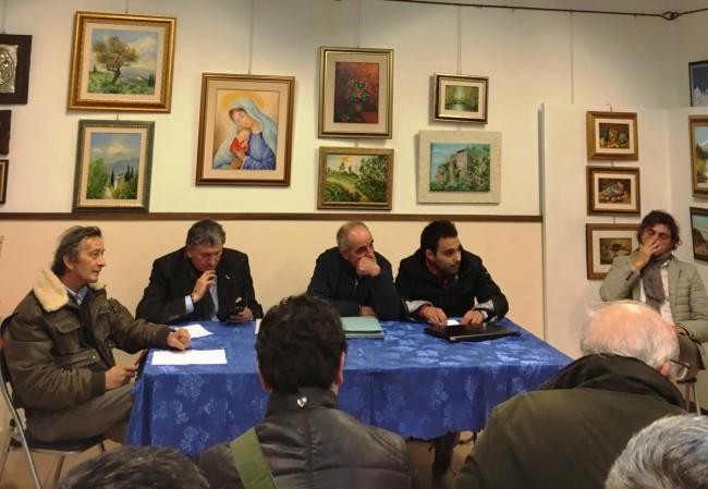 riunione comitato no alla chiusura punto nascite san severino (1)