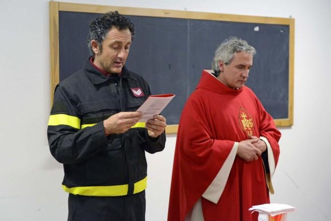 vdf - santa barbara civitanova (6) lettura preghiera dei vdf
