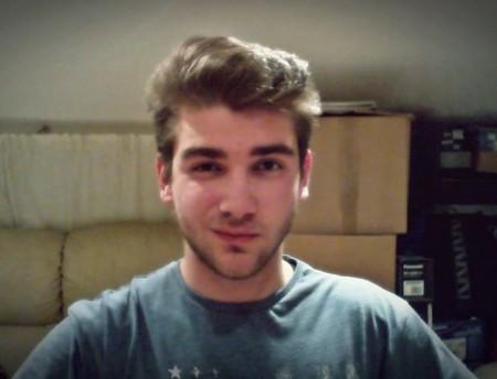 Lorenzo Rossi, 18 anni
