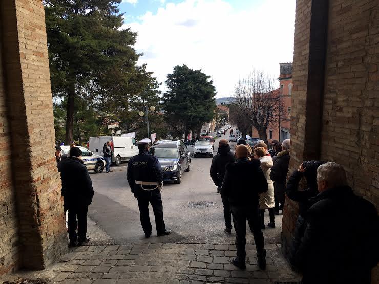 Funerale Torregiani vigile fuoco 1