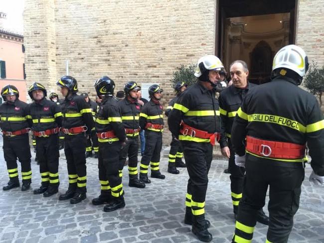 Funerale Torregiani vigile fuoco2