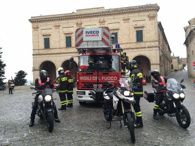 Funerlae Torregiani vigili fuoco 4