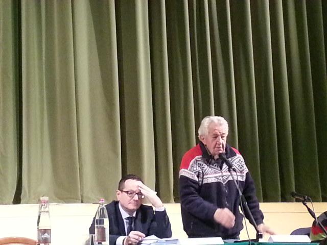 Marco Marchetti presidente comitato