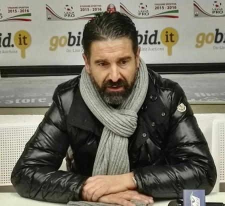 L'amministratore delegato della Maceratese Marco Nacciarriti