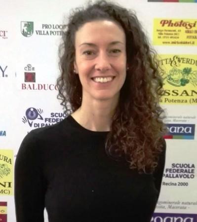 Anna Grizzo, nuovo acquisto della Roana