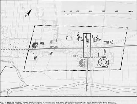 carta archeologica ricina
