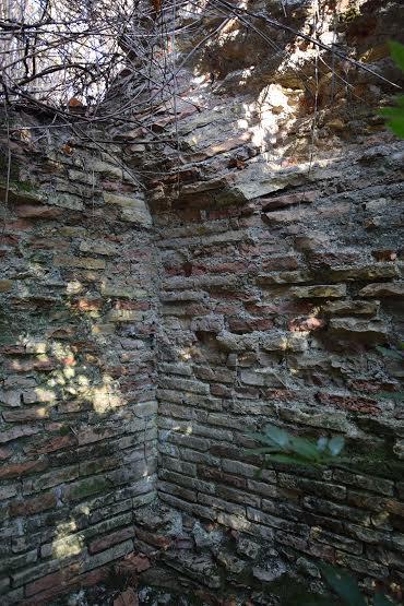 cisterna romana ricina