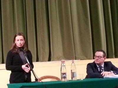 Elena Leonardi, consigliere regionale FdI